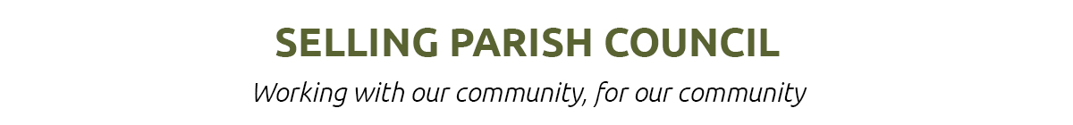 Header Image for Selling Parish Council